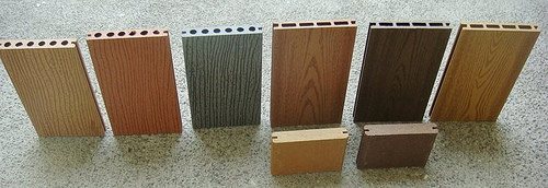 madera sintetica