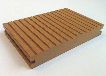 deck madera plastica