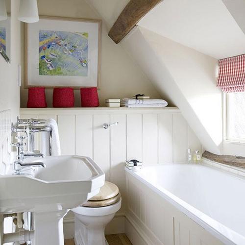 fotos de baños pequeños