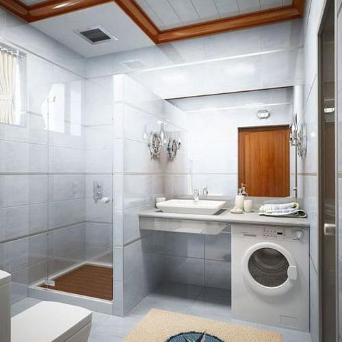 cuartos de baño pequeños