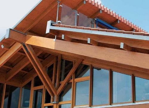 madera en la construccion