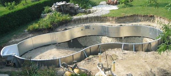 Ventajas de las piscinas de acero - Precio piscina hormigon ...