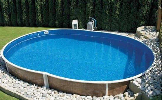Ventajas de las piscinas de acero for Piscina acero