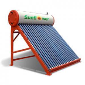 Calentador Solar Tubular para Yacuzzi o Piscina