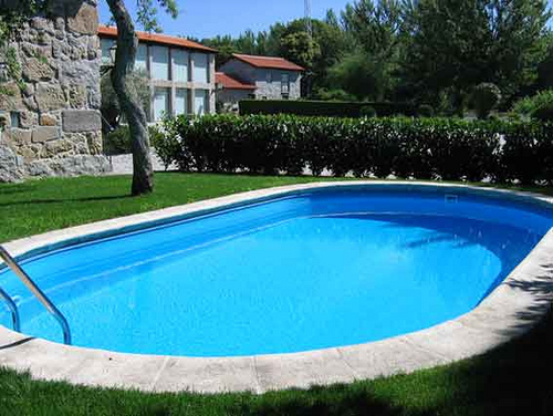 pintura para piscina