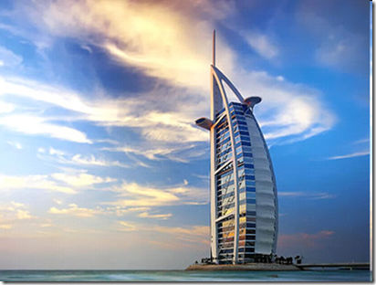 Tom Wright, architect and designer of the Burj al Arab