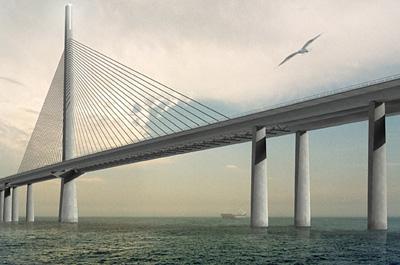 Qatar y Bahrain tendran el puente mas largo del mundo