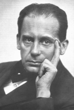 Walter Gropius, fundador de la Bauhaus