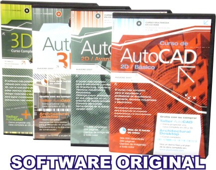 Descarga gratis Video curso de Autocad