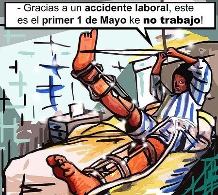 Responsabilidad y Compensacion para trabajadores por accidente de construccion