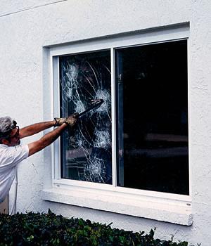Vidrios de seguridad en la construccion