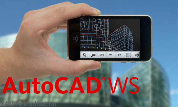 Descargar Gratis AutoCAD WS para iPhone / iPad