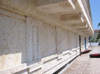 fachada coralina