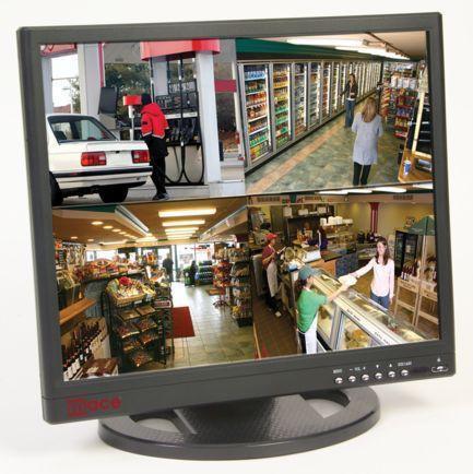 Sistema de Vigilancia con Circuito Cerrado de Televisión Para el Hogar, Negocio o Trabajo