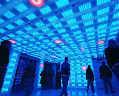 Iluminación LED en la Arquitectura y Decoracion