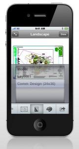 Descarga AutoCad WS 1.2 gratis ahora en Español para el Iphone