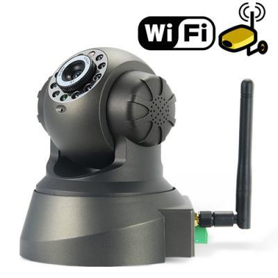 Vigile su hogar a través del internet con camaras ip inalambricas.