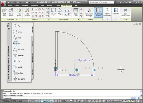 autocad_dynamic_block