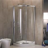 Cabinas para baños pequeños