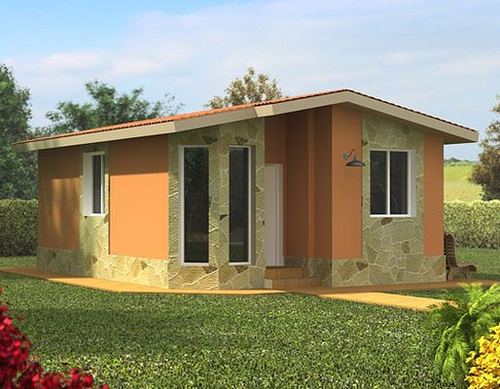 Casas prefabricadas sus ventajas y desventajas - Construcciones casas prefabricadas ...