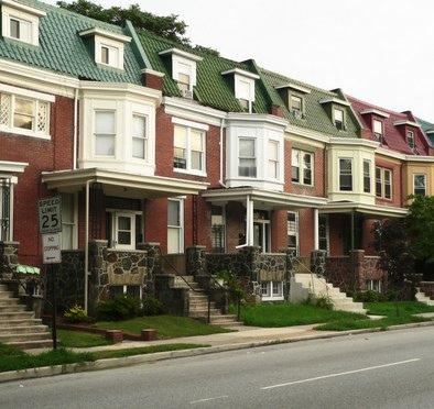 Los Townhouses o casas adosadas