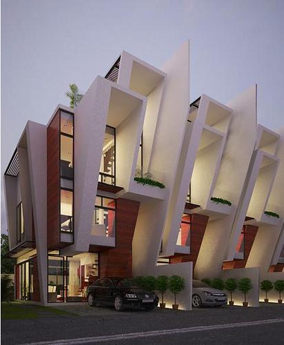townhouse moderno