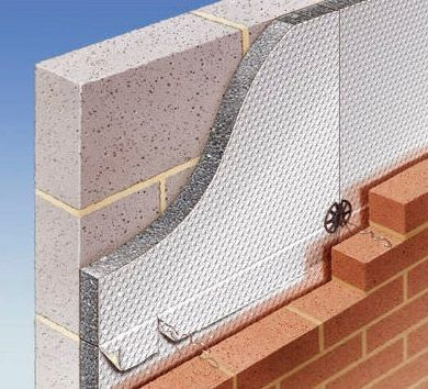 Poliestireno expandido ventajas de su uso en la construccion - Laminas de poliuretano para paredes ...