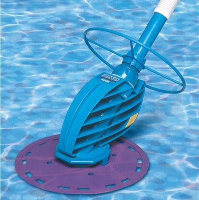 Limpiafondos de piscinas, para mantenerlas limpia todo el año.