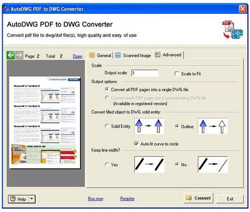 Como convertir dibujos de pdf a autocad for Archivos de cad