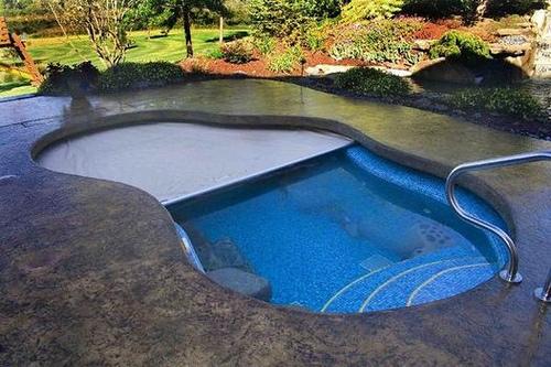cubiertas enrollables para piscina