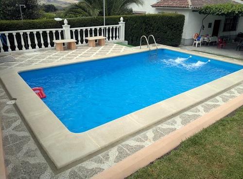 Protegete de las caidas en piscinas con los pisos - Materiales para construir una piscina ...