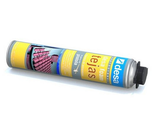 Espuma de Poliuretano para pegar Tejas – Espuma Poliuretano precio | Adhesivos y selladores