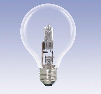 las bombillas halgenas de cpsula se usan en zonas donde interese tener un punto de luz muy brillante