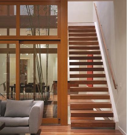 Las Escaleras Flotantes - la mejor solución para interiores modernos ...