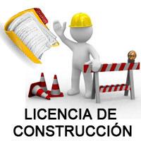 licencia de construccion