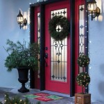 Decoración de Puertas en Navidad 2017