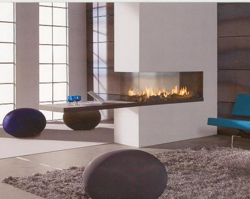 Tipos de chimeneas para nuestro hogar arquigrafico for Precios chimeneas lena
