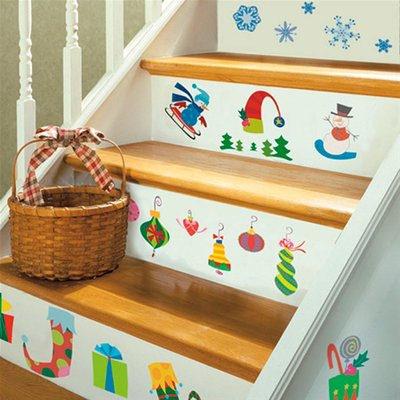 C mo decorar una escalera en navidad arquigrafico for Como decorar una escalera