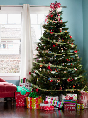 Ideas para decorar con luces de navidad - Como decorar mi arbol de navidad ...
