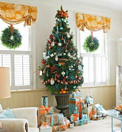 ideas decoracion arbol navidad