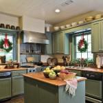 Fotos de Cocinas Navideñas