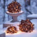 10 Ideas Creativas para Decorar con Luces de Navidad