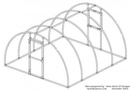 Como hacer un invernadero casero barato arquigrafico for Como realizar un vivero