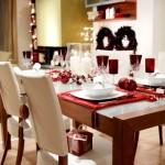 Como Decorar las Sillas del Comedor en Navidad
