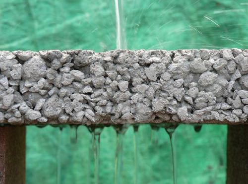 suelos permeables