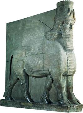 esfinge asiria
