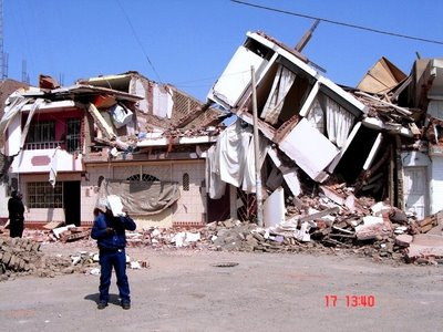 Como construir edificaciones resitentes a terremotos