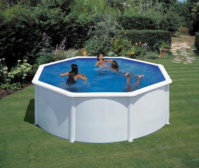 Piscinas desmontables porque construir una piscina for Piscinas acero baratas