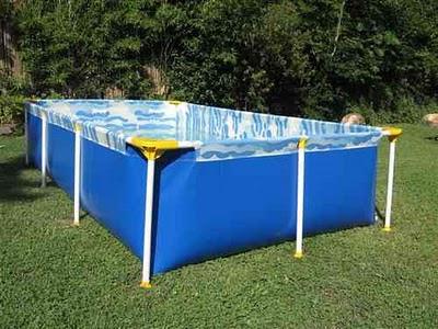piscina desmontable lona