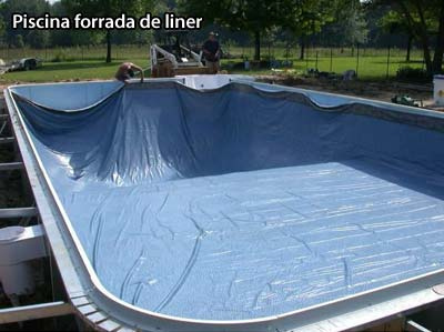 liner pvc piscina